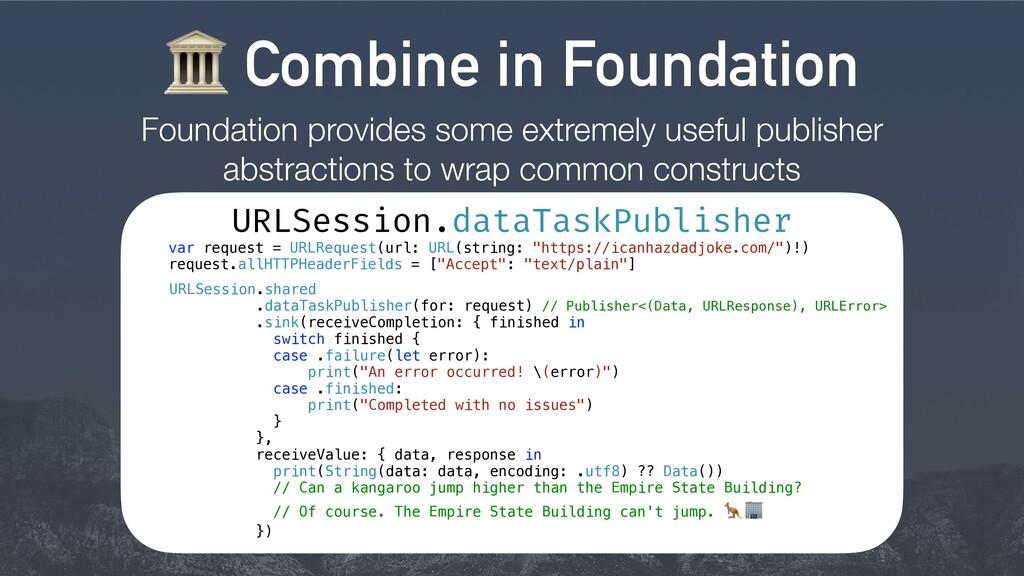 Foundation provides some extremely useful publi...