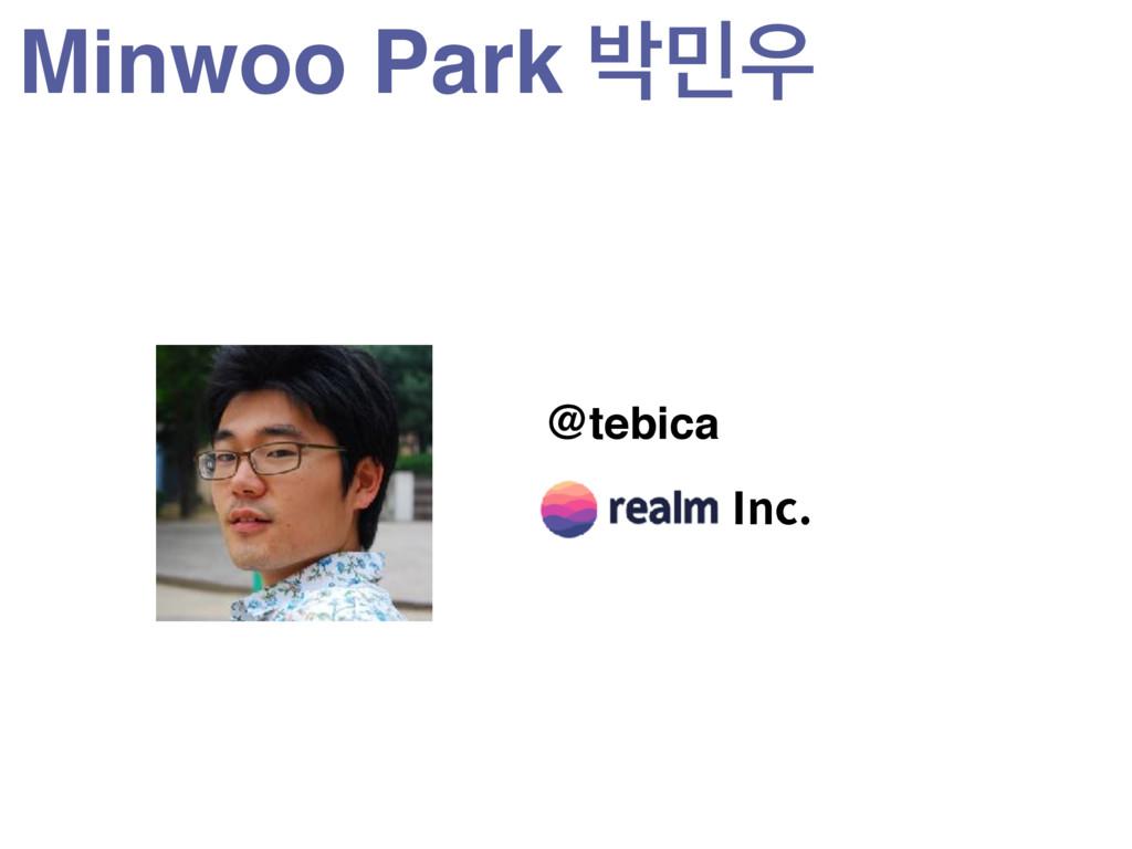 Minwoo Park߅ @tebica *OD