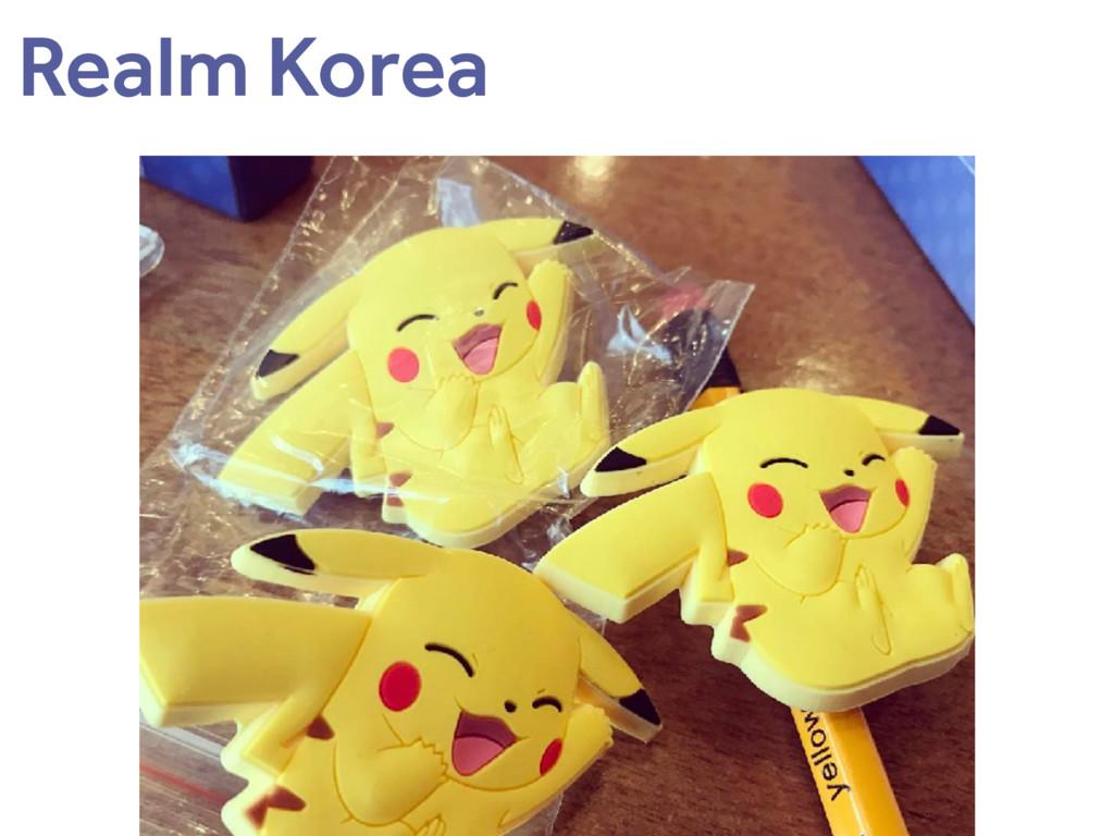 Realm Korea