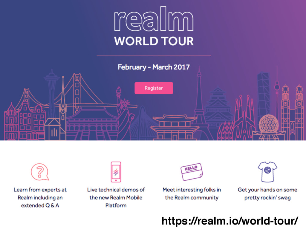 https://realm.io/world-tour/