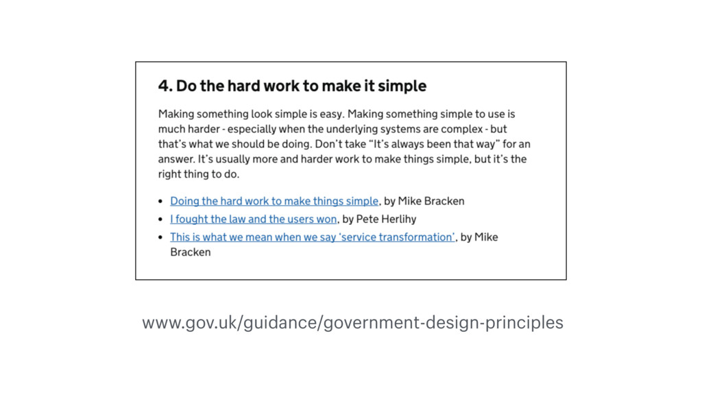 www.gov.uk/guidance/government-design-principles
