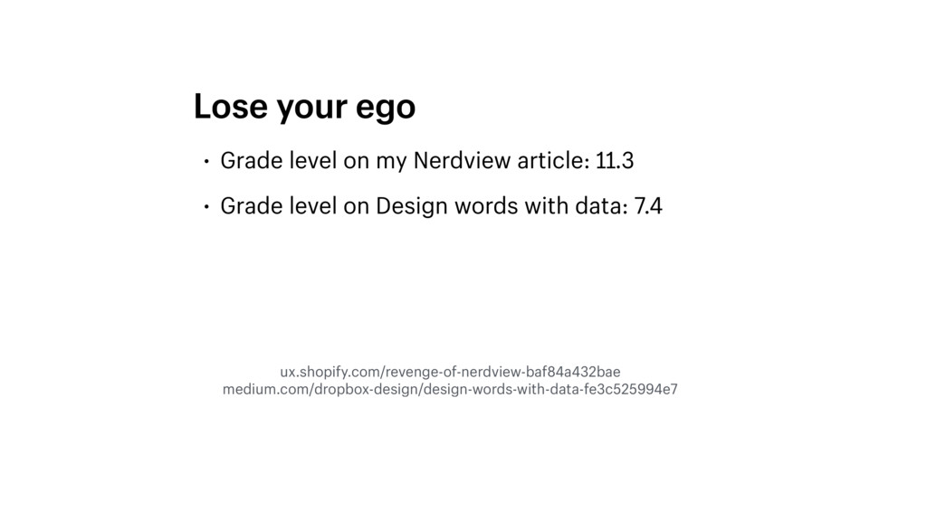 • Grade level on my Nerdview article: 11.3 • Gr...