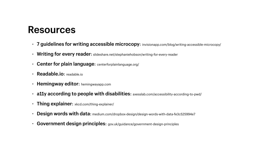 • 7 guidelines for writing accessible microcopy...