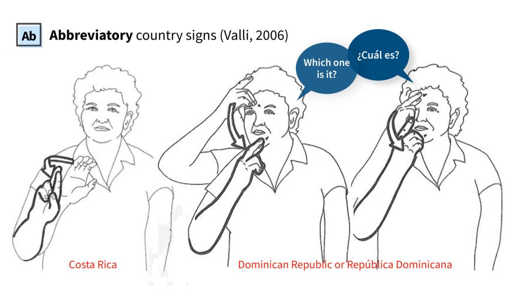 Costa Rica Dominican Republic or República Domi...