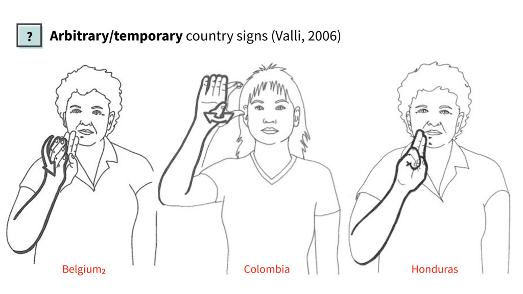Belgium2 Arbitrary/temporary country signs (Val...