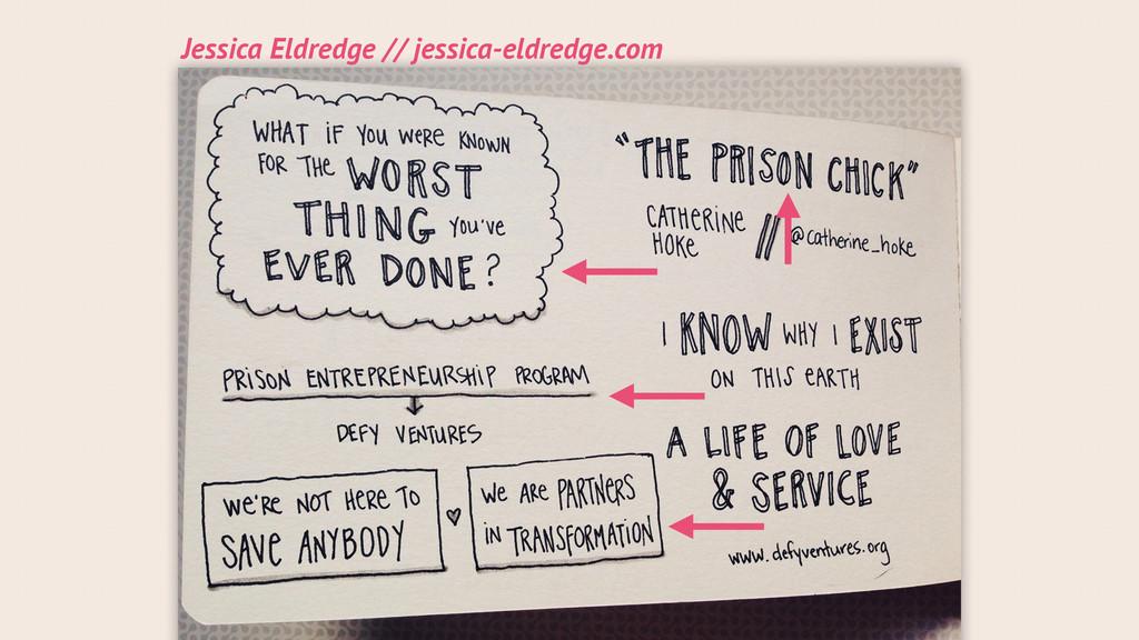 Jessica Eldredge // jessica-eldredge.com