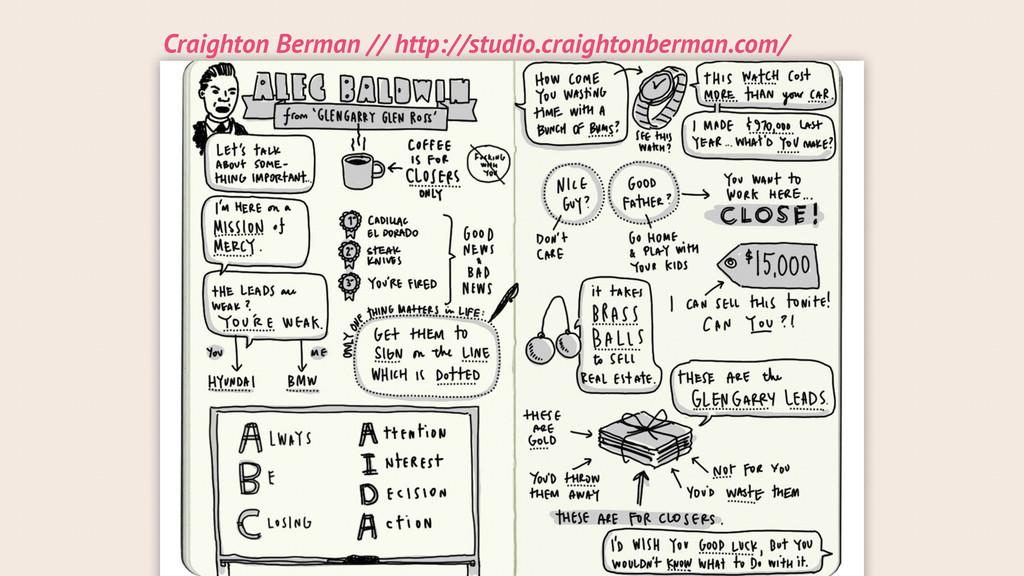 Craighton Berman // http://studio.craightonberm...