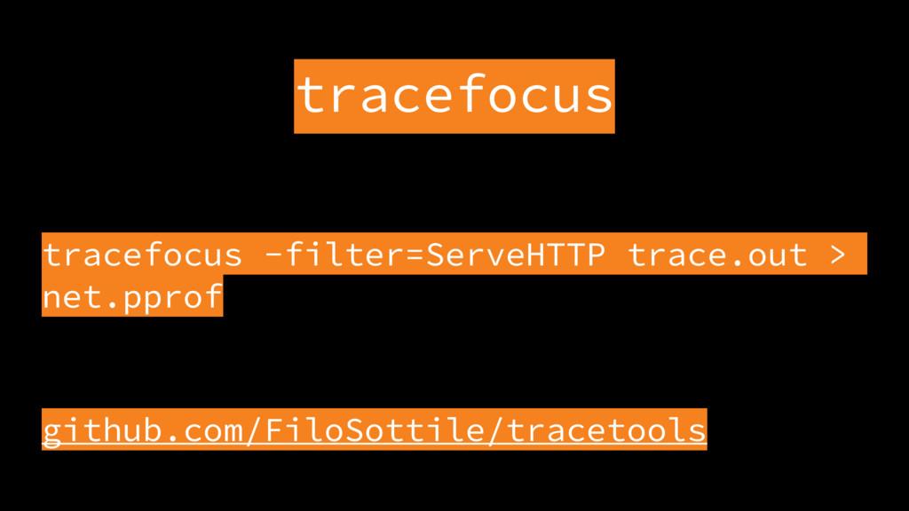 tracefocus tracefocus -filter=ServeHTTP trace.o...