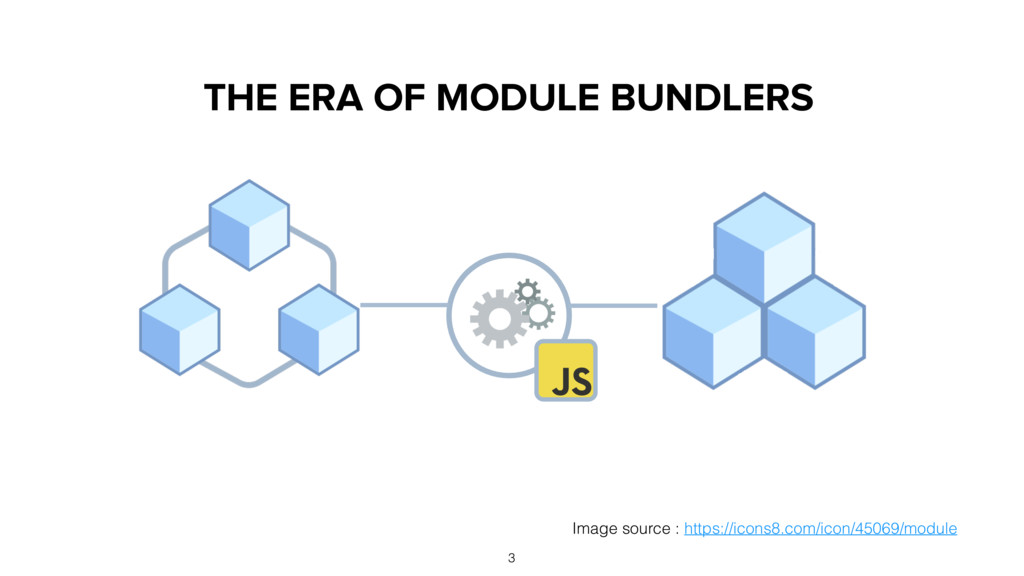 THE ERA OF MODULE BUNDLERS https://icons8.com/i...