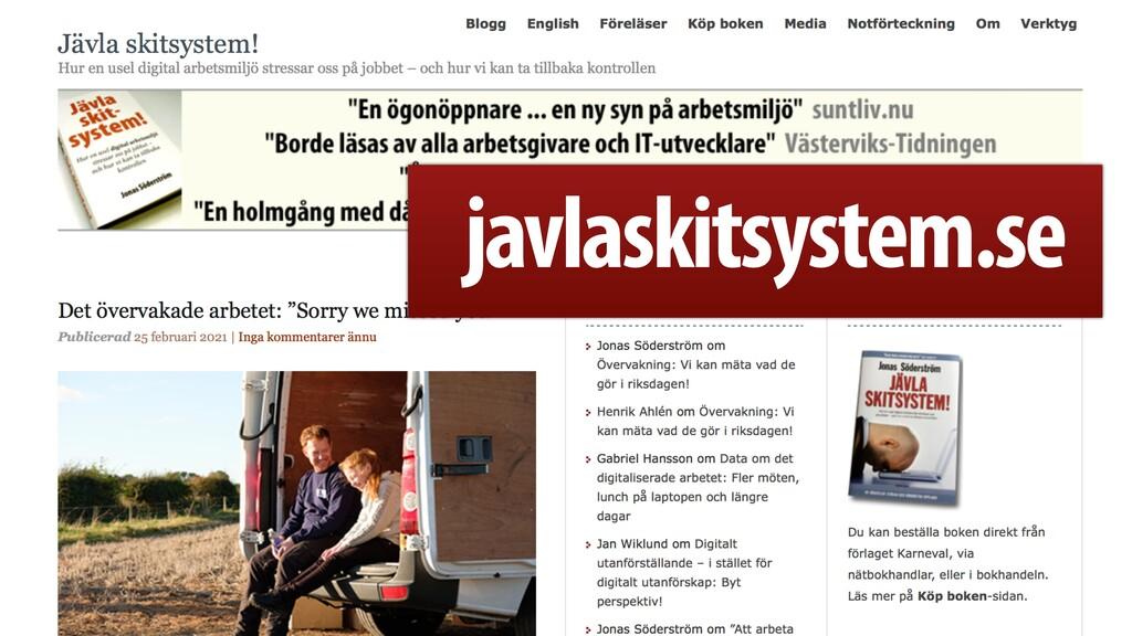 javlaskitsystem.se