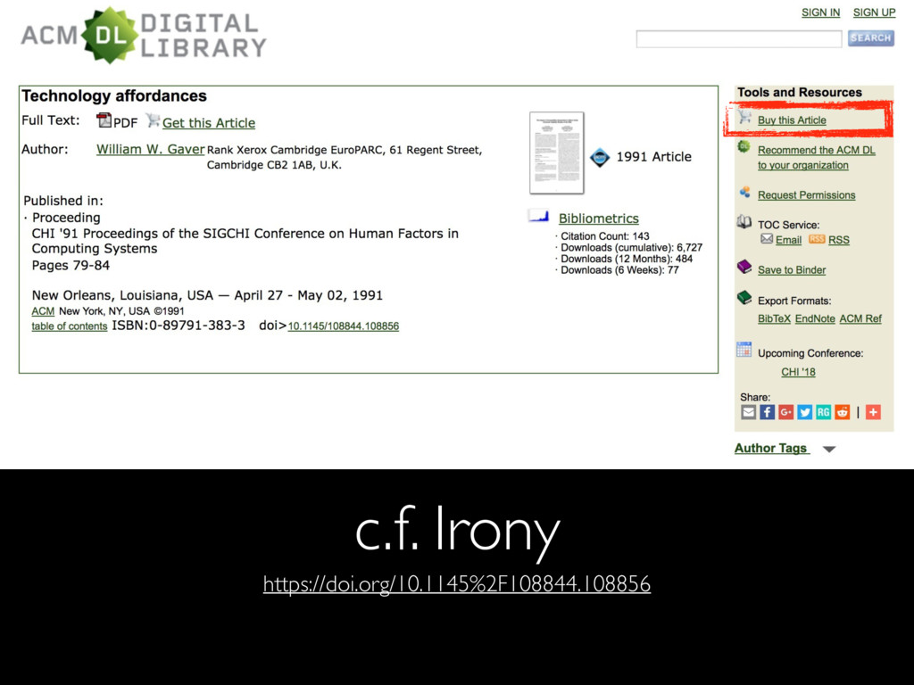 c.f. Irony https://doi.org/10.1145%2F108844.108...