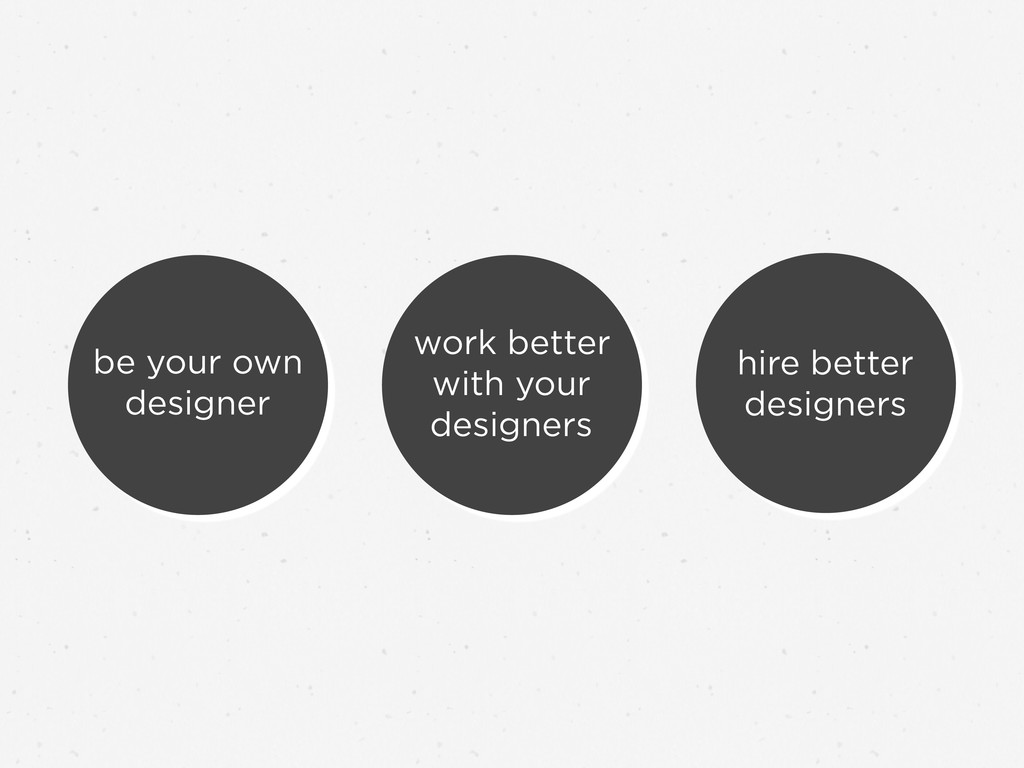 be your own designer work better with your desi...