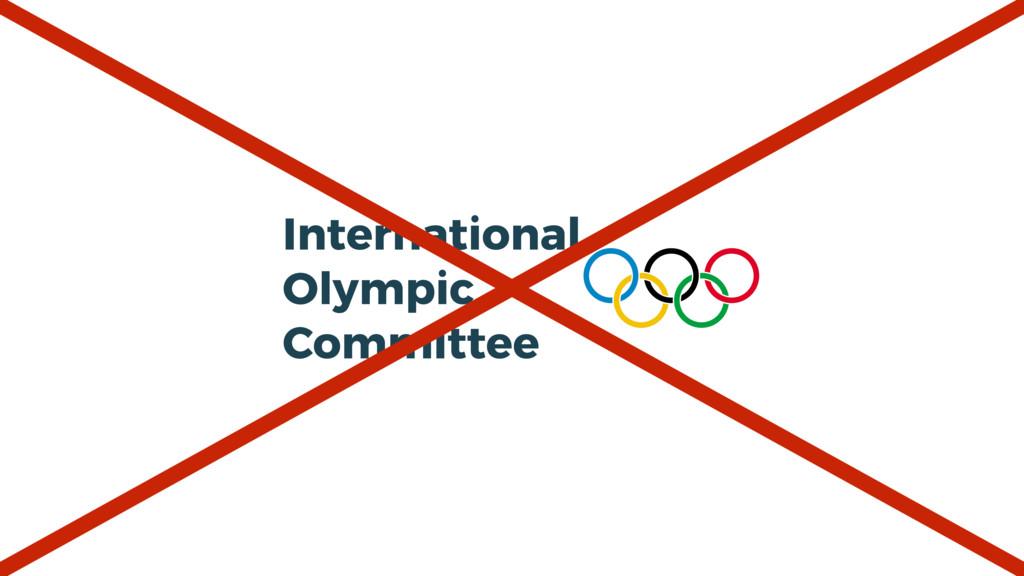 International Olympic Committee