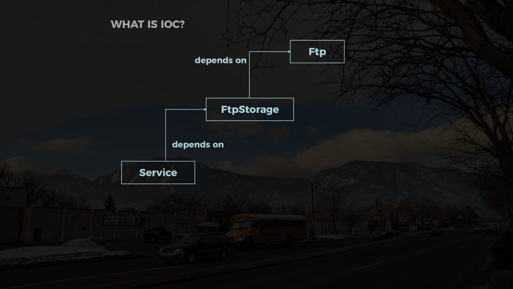 FtpStorage Service depends on depends on Ftp WH...