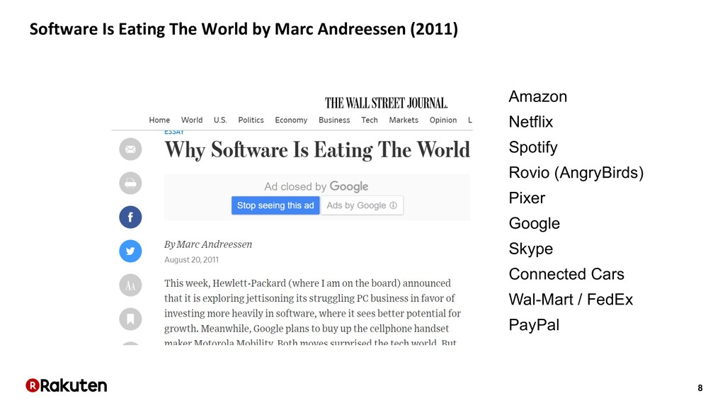 8 Software Is Eating The World by Marc Andreess...