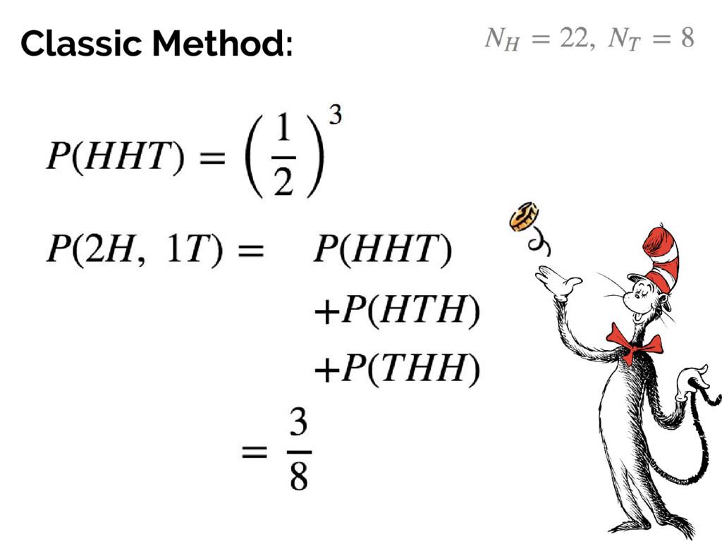 Classic Method: