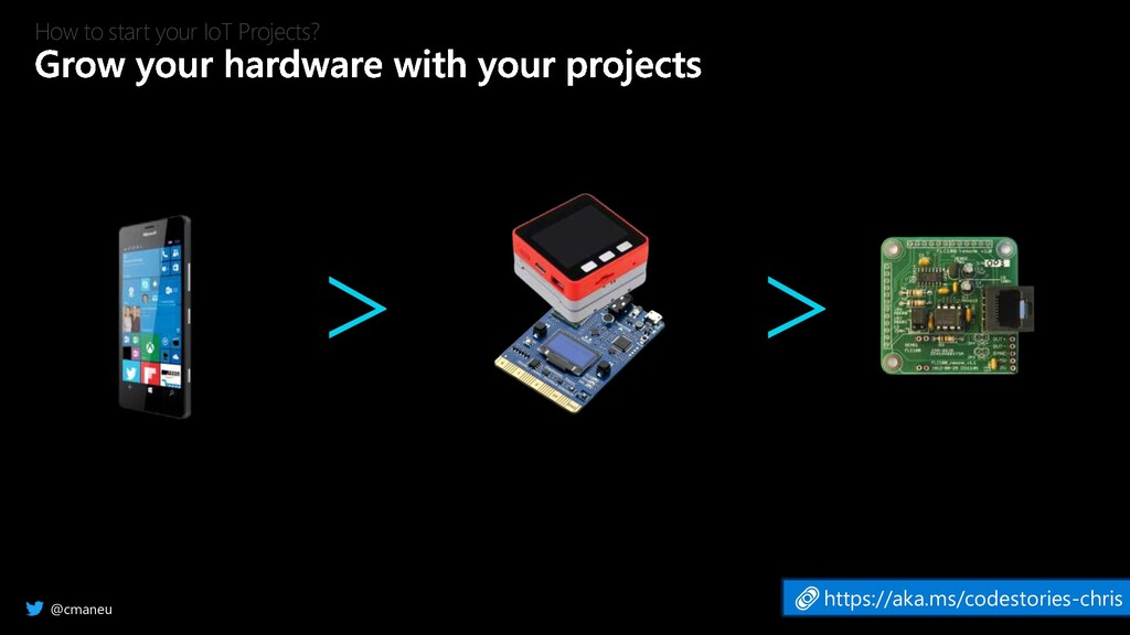 @cmaneu How to start your IoT Projects? > > htt...