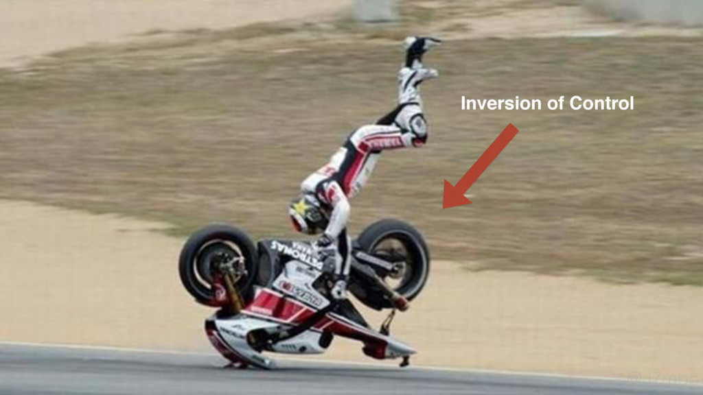 Inversion of Control @J7mbo