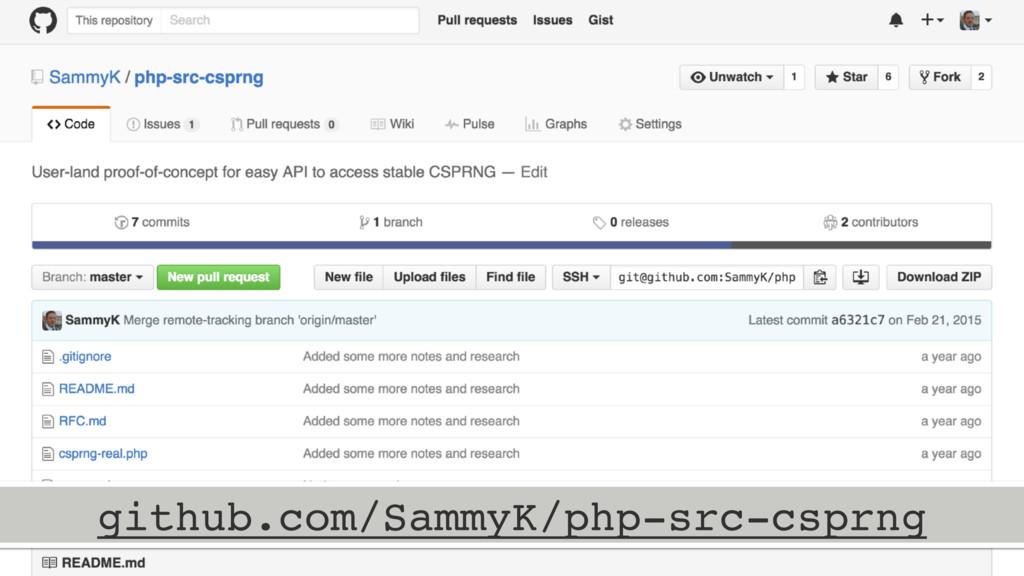 github.com/SammyK/php-src-csprng