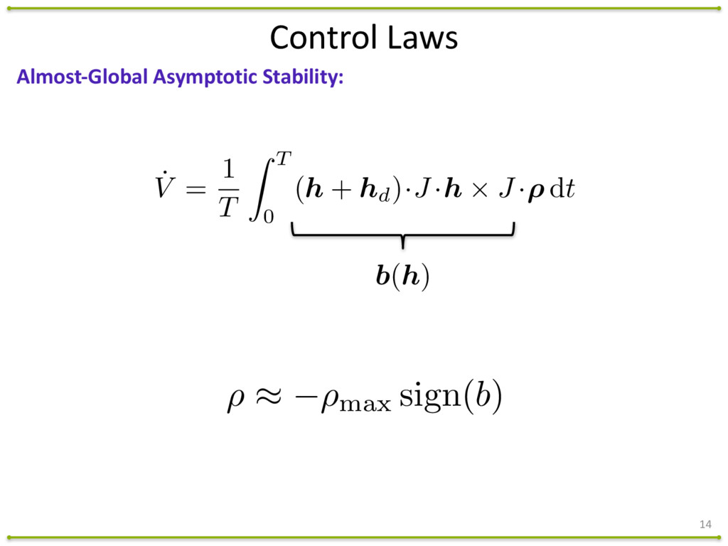14 Almost-­‐Global	