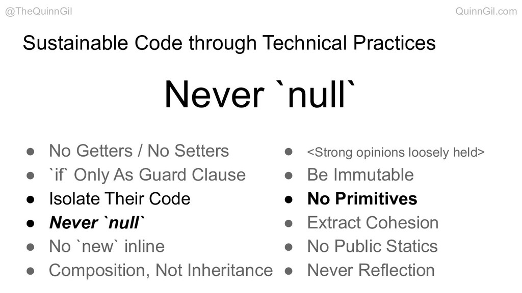 Sustainable Code through Technical Practices Ne...