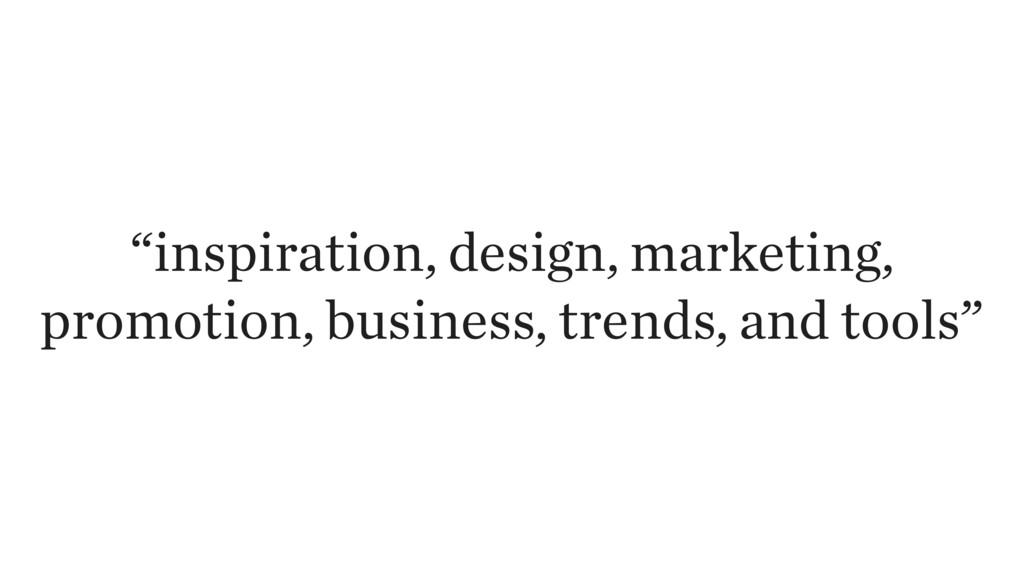 """inspiration, design, marketing, promotion, bus..."
