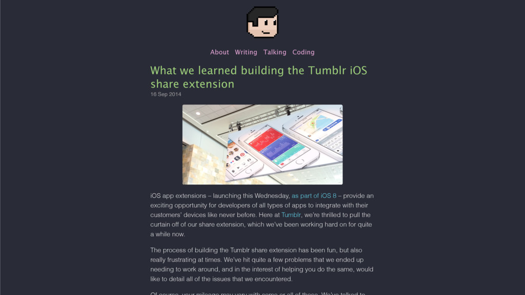 About Writing Talking Coding What we learned bu...