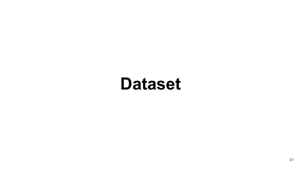 Dataset 41