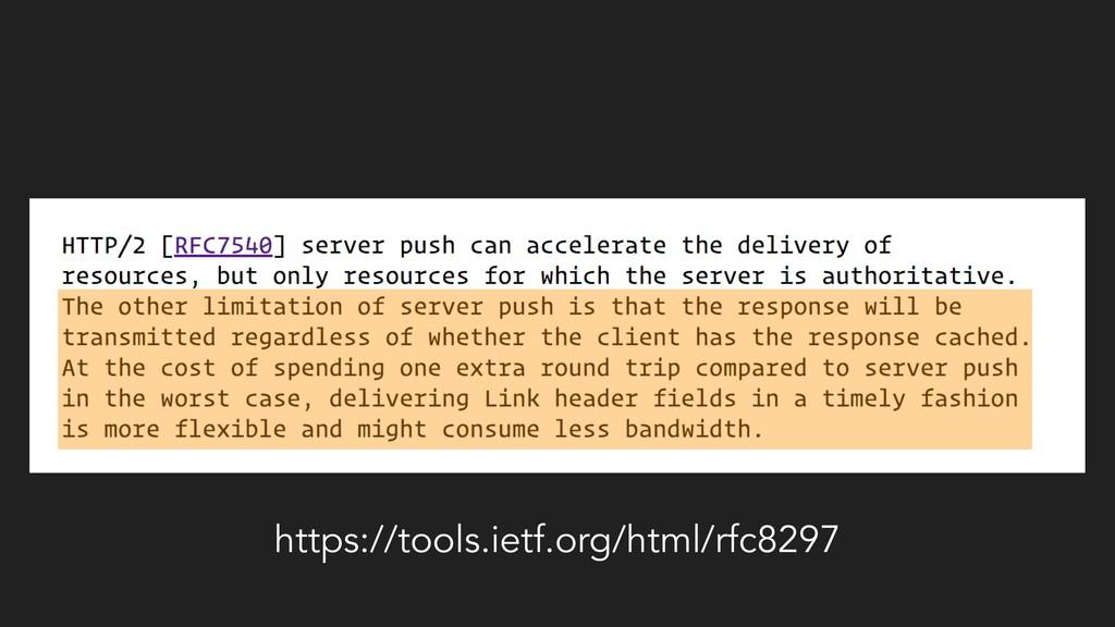 https://tools.ietf.org/html/rfc8297