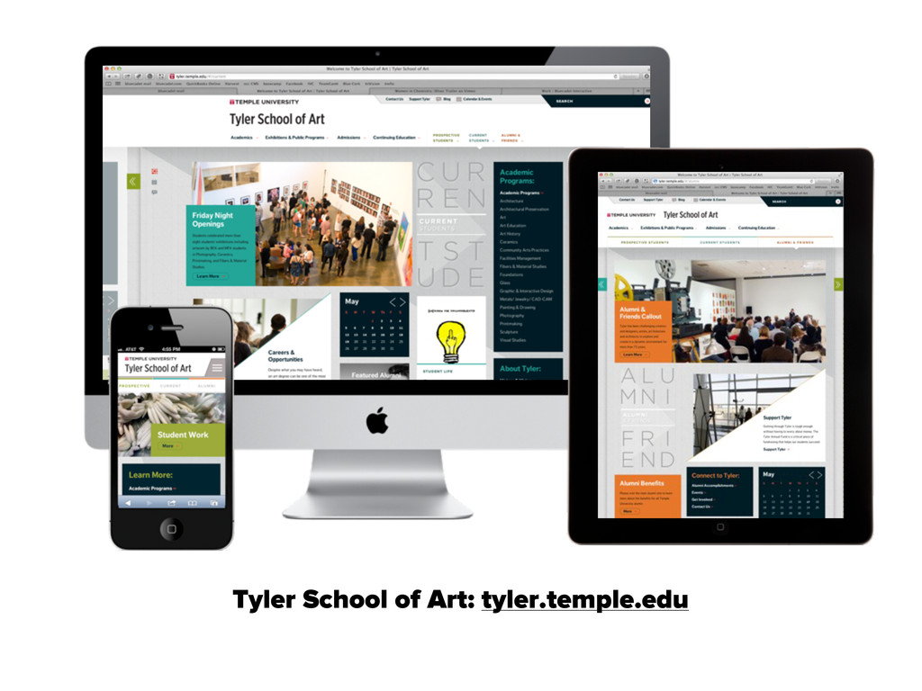 Tyler School of Art: tyler.temple.edu