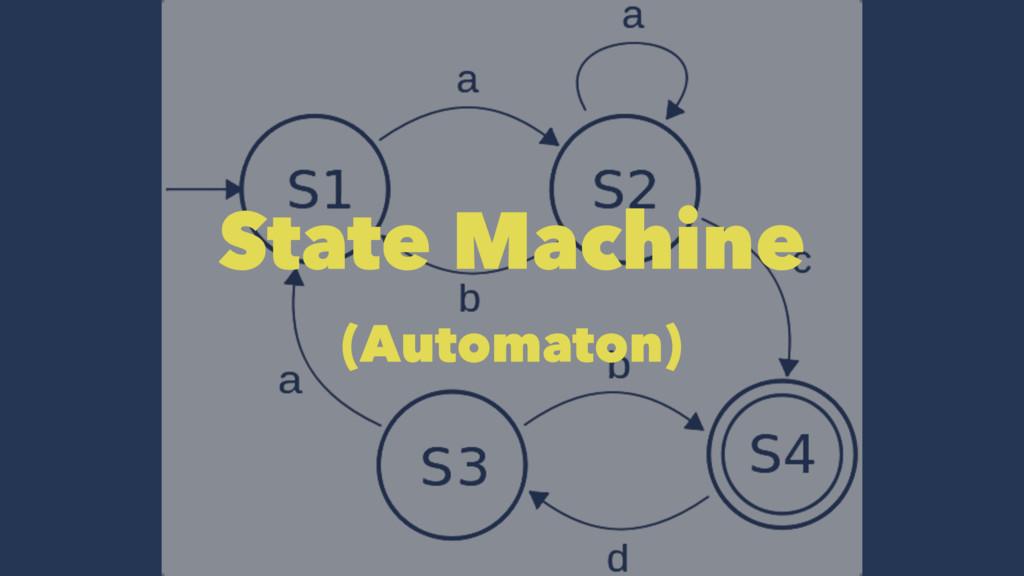 State Machine (Automaton)