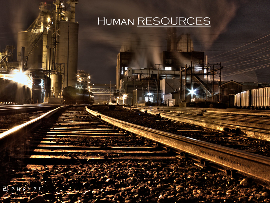 5  Human RESOURCES