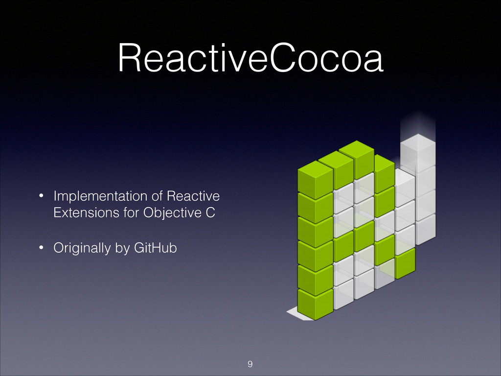 ReactiveCocoa • Implementation of Reactive Exte...