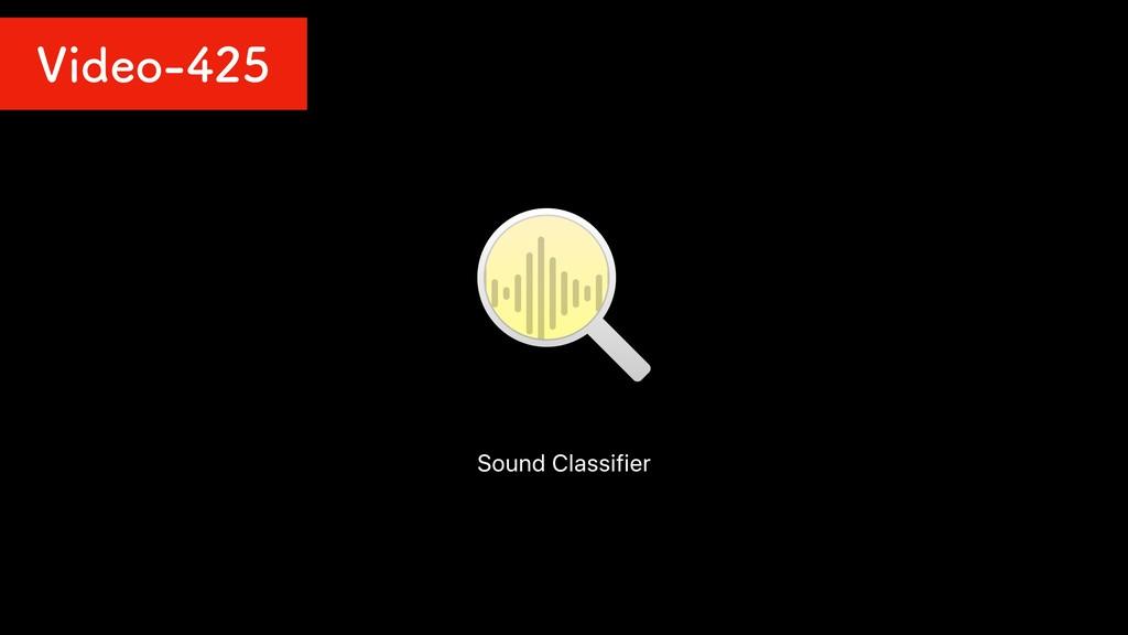 Sound Classifier 7JEFP