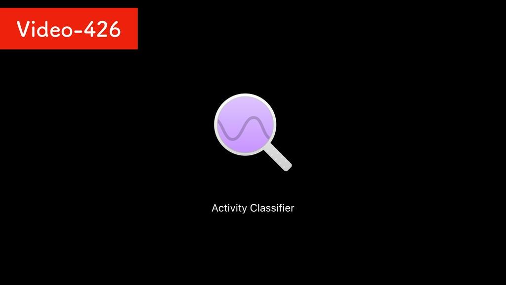 Activity Classifier 7JEFP