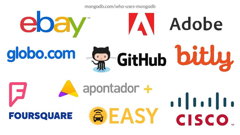 mongodb.com/who-uses-mongodb