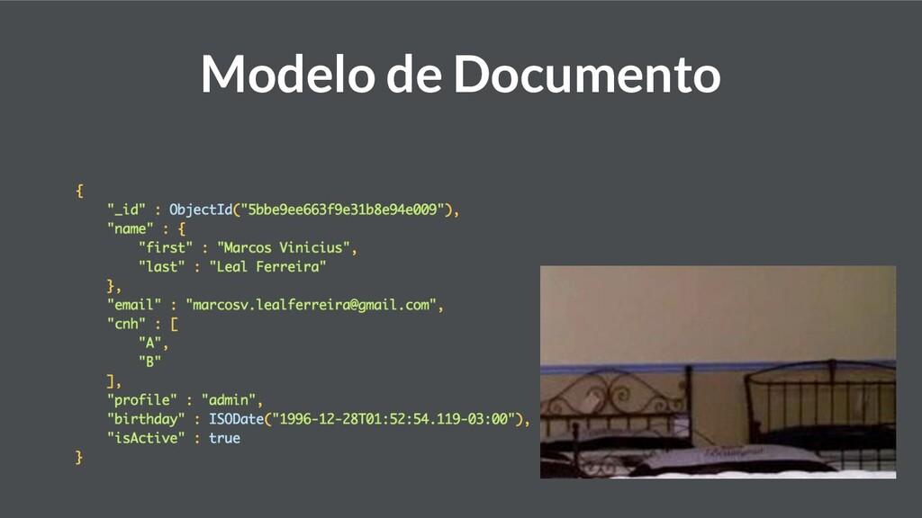 Modelo de Documento