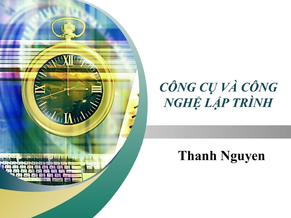 """LOGO """" Add your company slogan """" CÔNG CỤ VÀ CÔN..."""