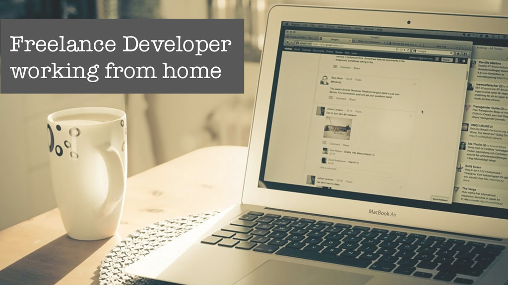 Freelance Developer
