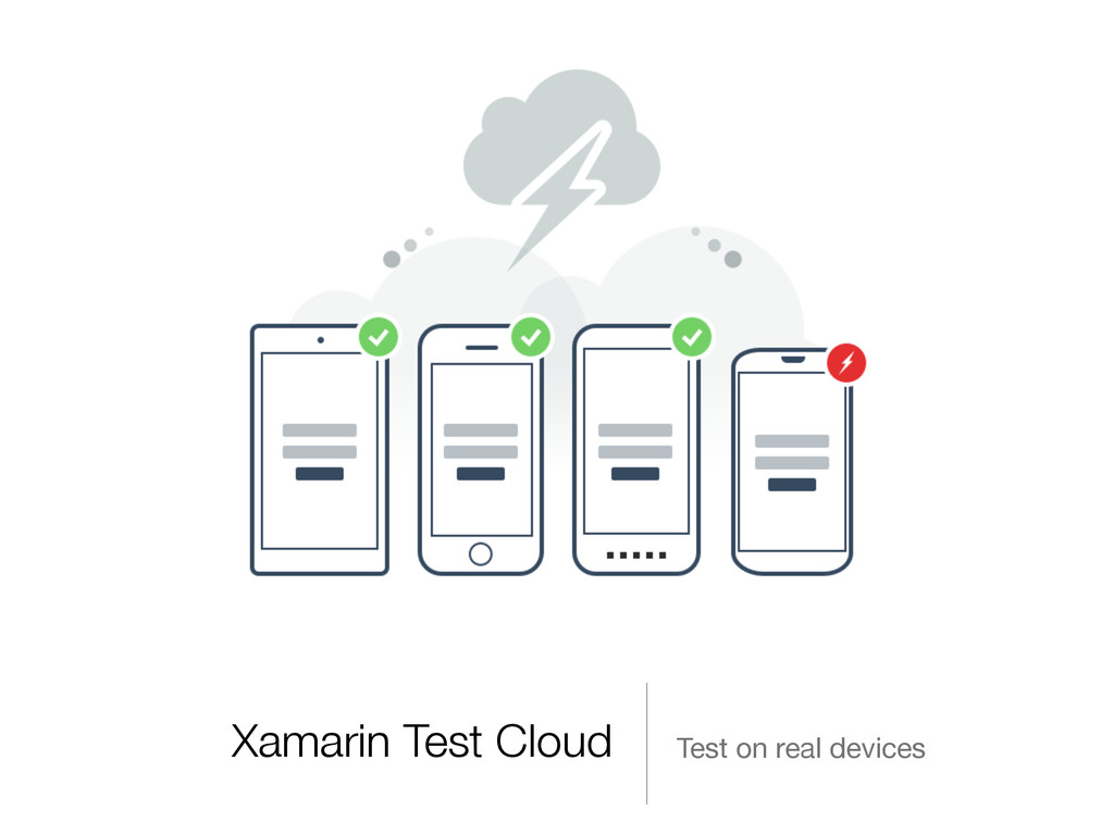 Xamarin Test Cloud Test on real devices