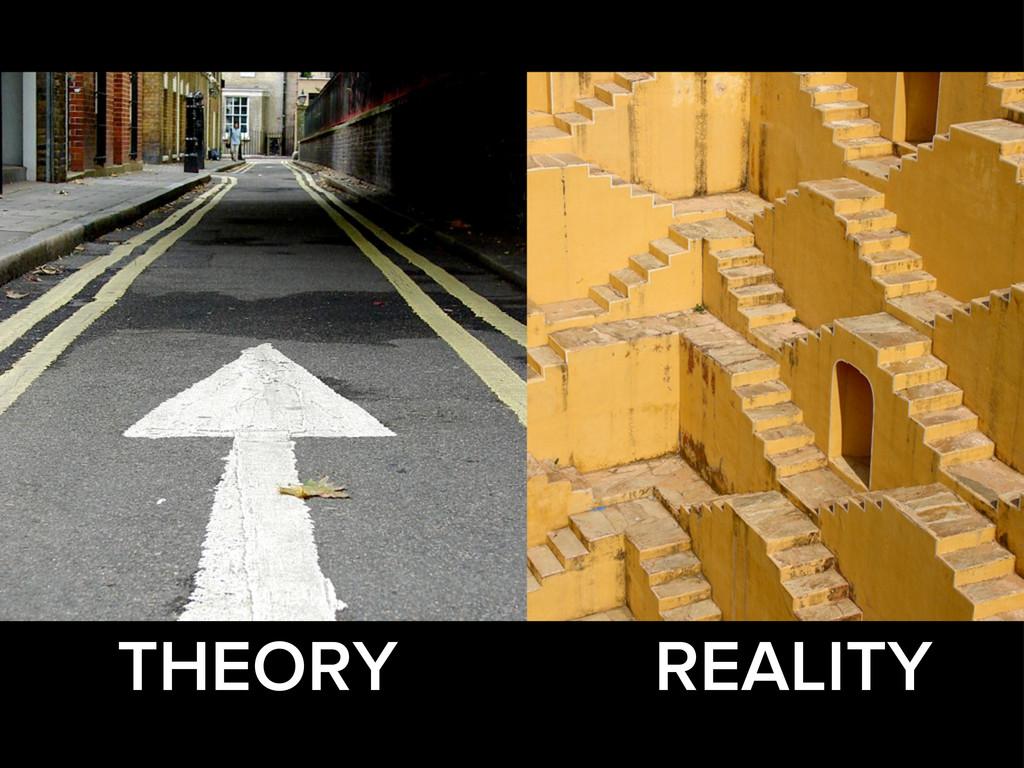 THEORY REALITY