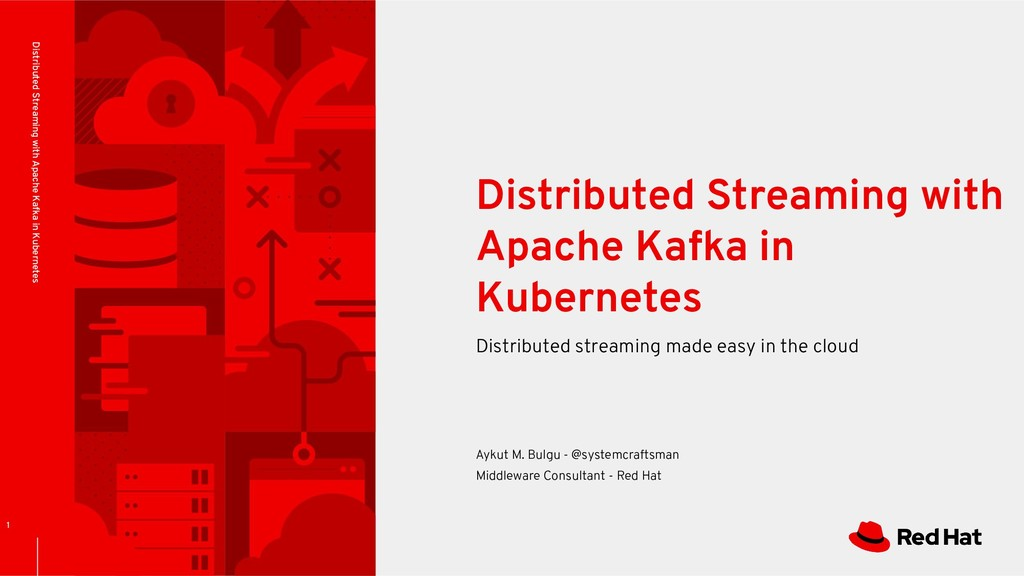 1 Distributed streaming made easy in the cloud ...