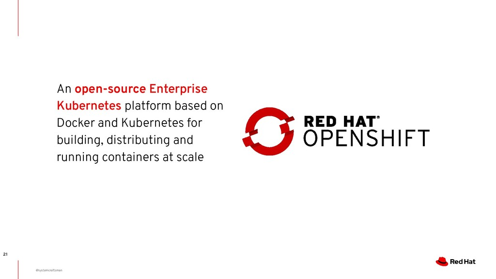 21 An open-source Enterprise Kubernetes platfor...