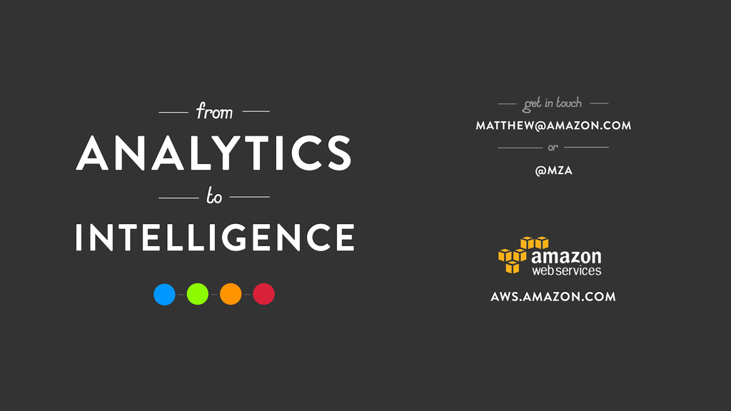to from ANALYTICS INTELLIGENCE get in touch MAT...