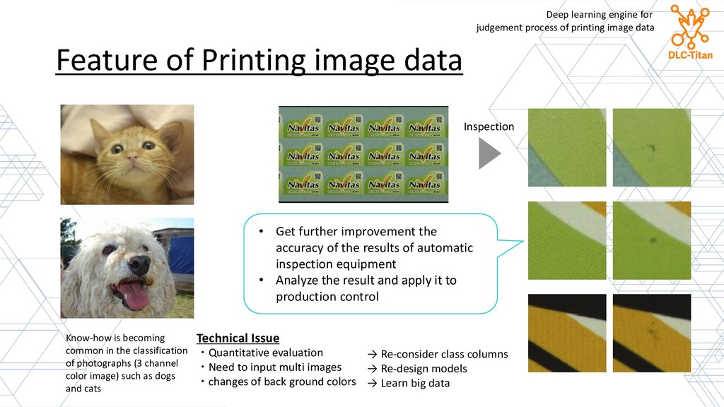 Feature of Printing image data Technical Issue ...