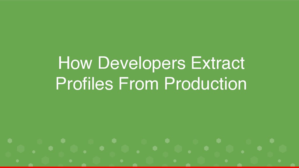 How Developers Extract 