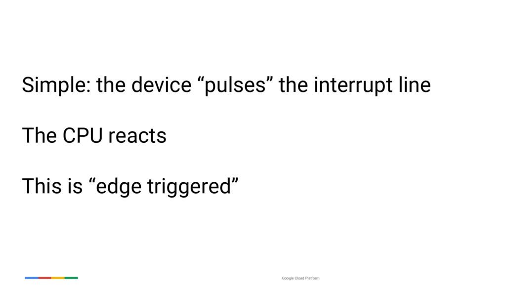 "Google Cloud Platform Simple: the device ""pulse..."