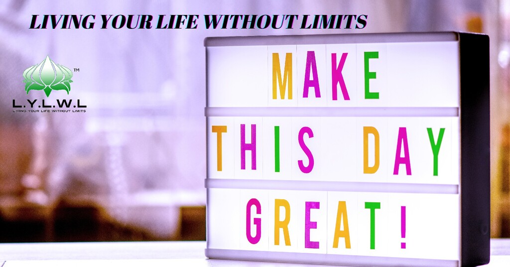LIVING YOUR LIFE WITHOUT LIMITS LIVING YOUR LIF...