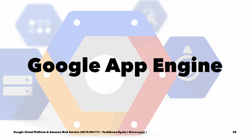 Google App Engine Google Cloud Platform & Amazo...