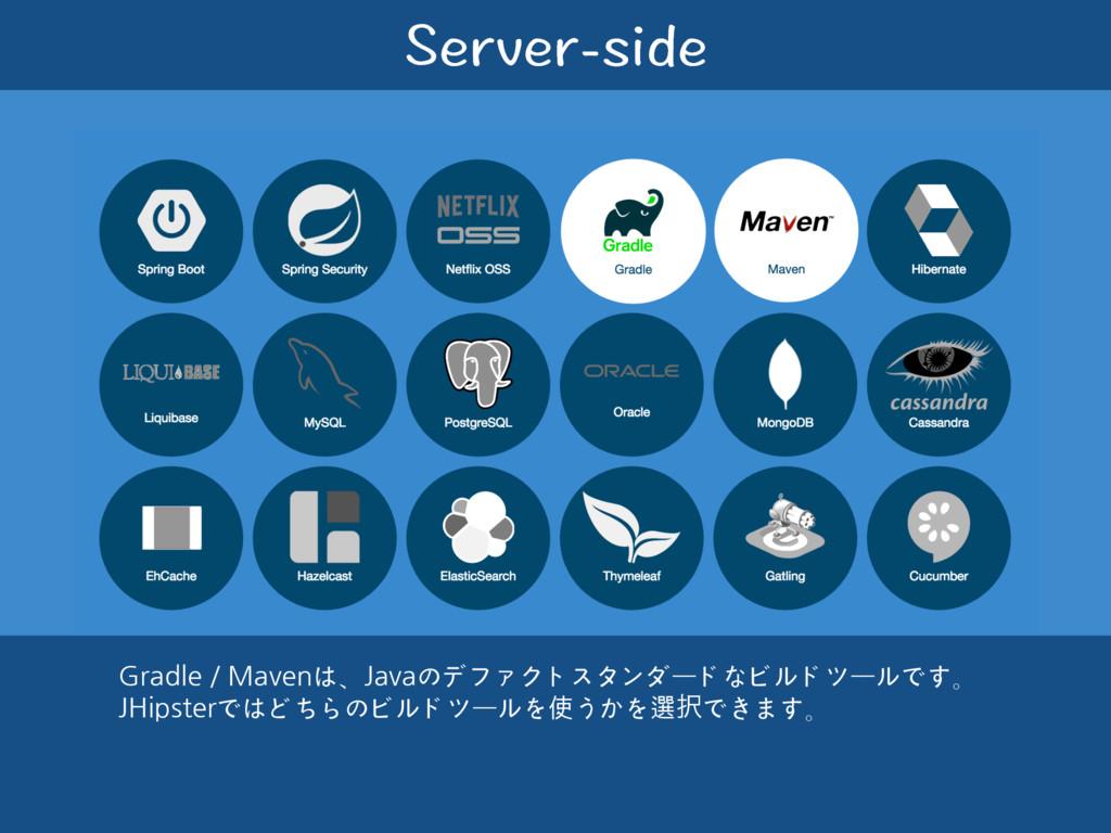 5GTXGTUKFG Gradle / Mavenは、Javaのデファクトスタンダードなビル...